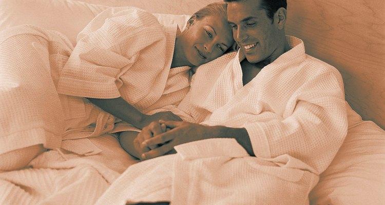 ¿Por qué dormir en camas separadas cuando puedes juntarlas?
