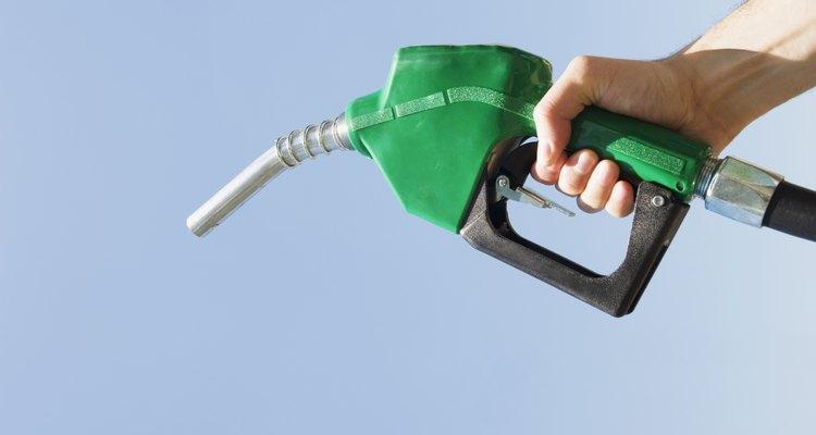 Usamos diversos tipos de combustível em nosso cotidiano.
