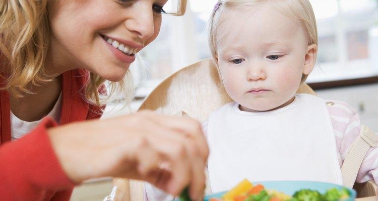 La alimentación complementaria proporciona una interacción y estimulación cruciales.