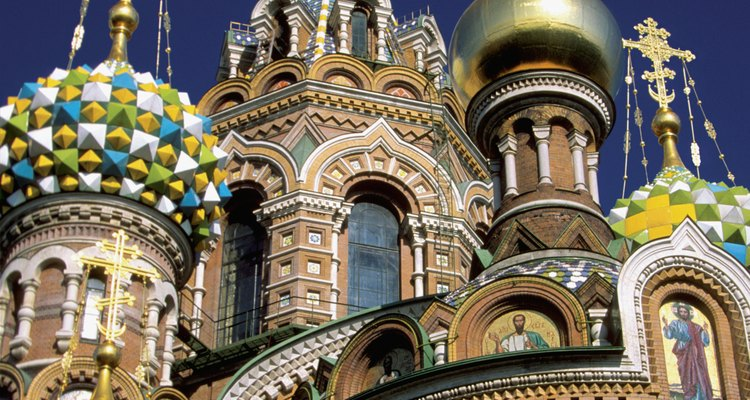 Blood Church, St. Petersburg