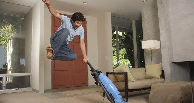 Limpe o filtro HEPA para que ele não perca sua eficiência