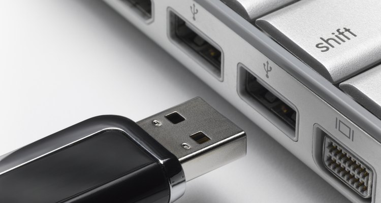 Make sure you have clean USB ports on your laptop.