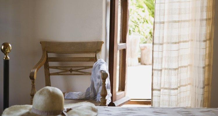 La manera en que se acomoda una habitación puede cambiar totalmente su apariencia.