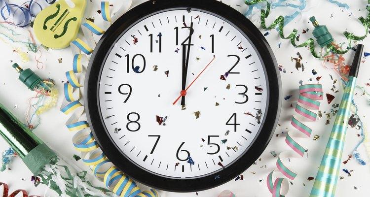 Restablece relojes.
