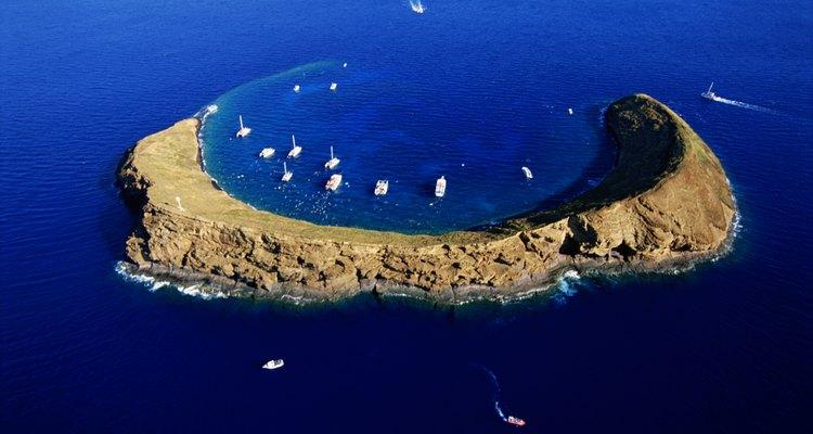 Trilogy ofrece excursiones de buceo libre y buceo autónomo a la isla Molokini.