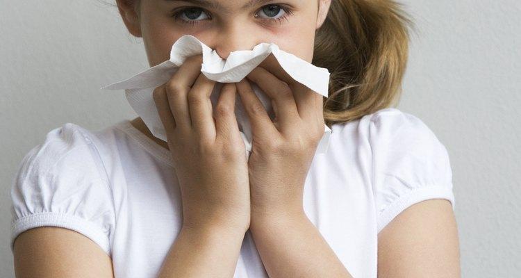 Si tu hijo está enfermo, haz todo lo que puedas para hacer que se sienta mejor.