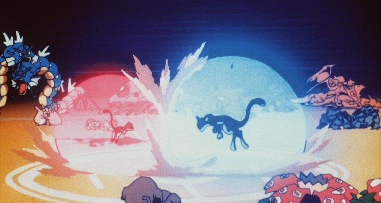 Pokemon Mew vs. Mewtwo