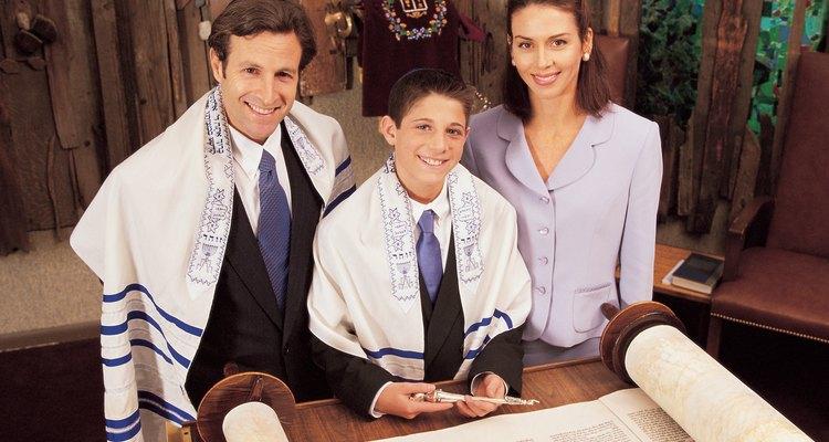 O bar mitzvah é um dia muito especial na vida de um jovem