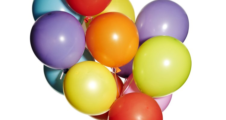 The volume change associated with heating and cooling a balloon teaches Charles's law.