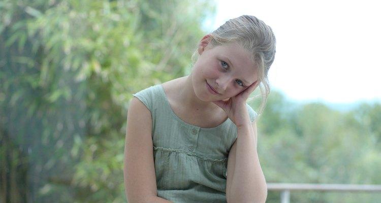 Un niño con fobia social prefiere el aislamiento a la interacción social.