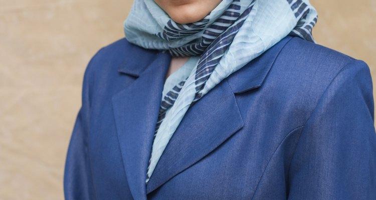 La práctica de las mujeres que cubren su cuerpo tiene una larga tradición en la cultura musulmana.