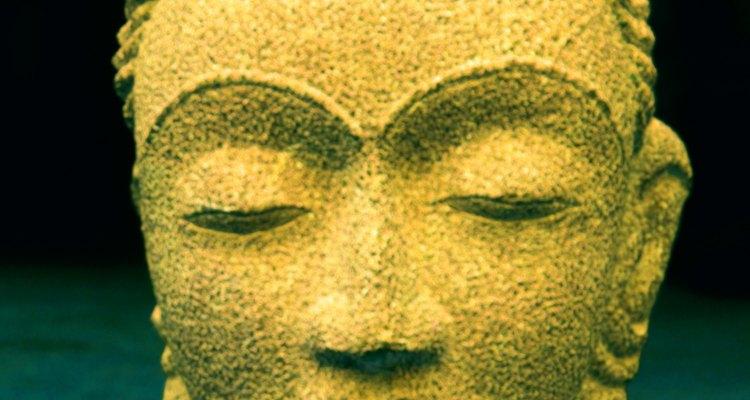 El budismo comenzó en India y se difundió a gran parte de Asia.