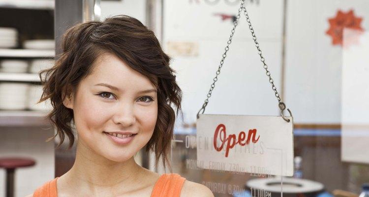 Las cafeterías ofrecen muchos puestos de medio tiempo para estudiantes.
