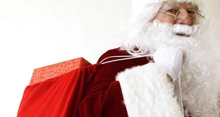 La historia de Santa y Rodolfo, el reno de la nariz roja es humorística e inspiradora.