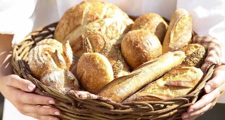 Experimenta con tu pan fresco y hecho en casa.
