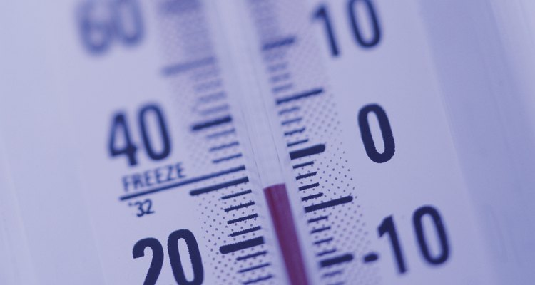 La temperatura del compartimiento del congelador debe estar entre 0 y 5 grados Fahrenheit (-17,77 y -15 ºC).