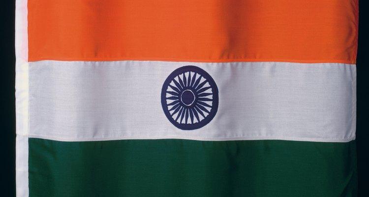 La bandera de la India fue diseñada para representar los elementos de la Tiranga.