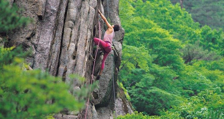 Si quieres escalar en roca, Corea del Sur es un destino turístico que puede interesarte.