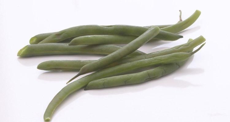 A vagem produzida por esta variedade de rabanetes é semelhante à do feijão
