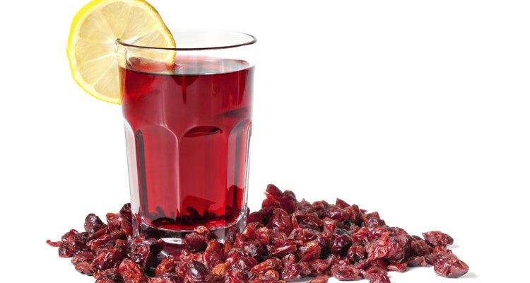El jugo de arándano ha sido usado durante siglos con fines medicinales.