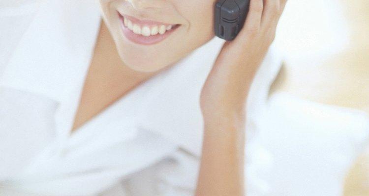 É simples ligar e desligar a campainha do modelo de telefone KX-TGA510M da Panasonic