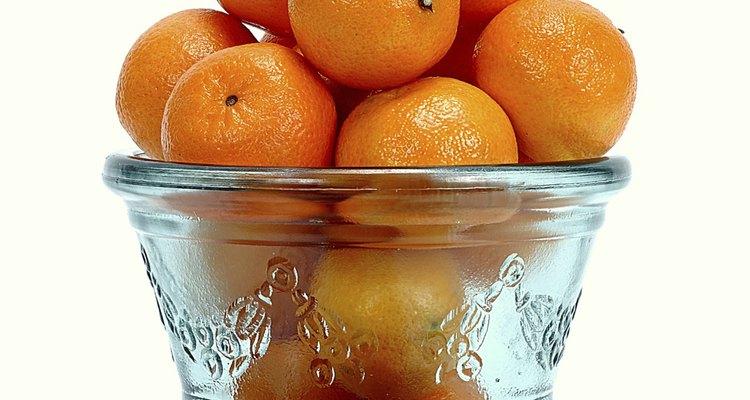 Você pode extrair o DNA de uma laranja