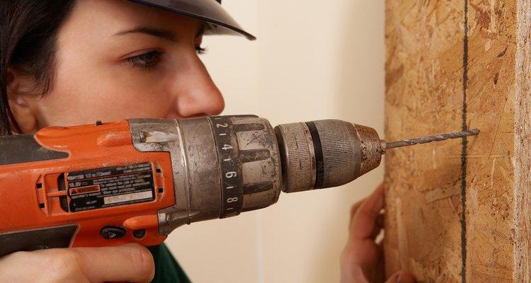 Los taladros eléctricos modernos se han usado por casi 100 años.