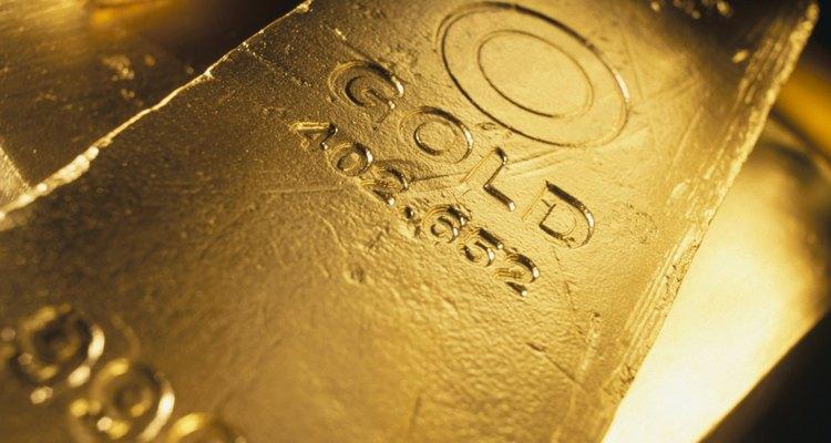 O preço do ouro sobe cada vez mais