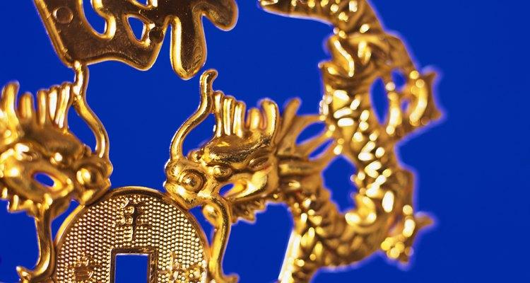 Cómo identificar joyas de oro de Italia.