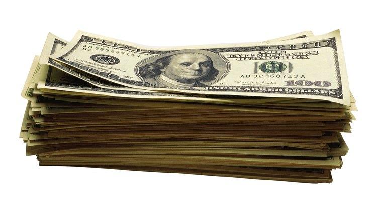 Imprima dinheiro de mentira