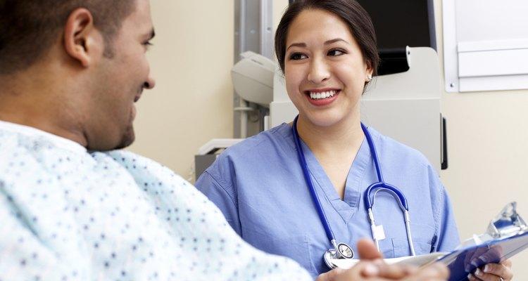 La enfermería cuenta con muchas certificaciones.