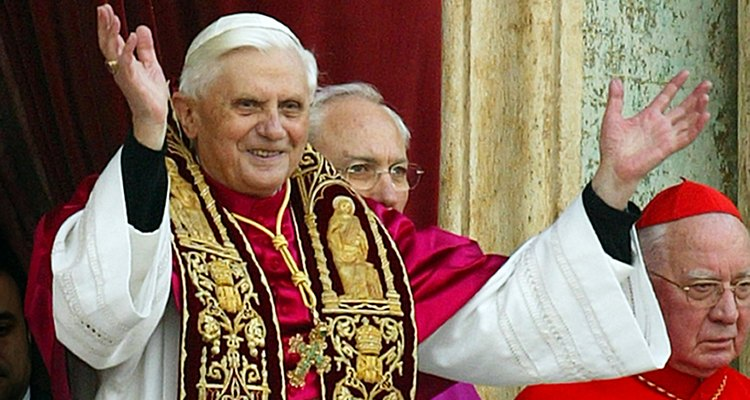 Benedict XVI was to be assassinated.