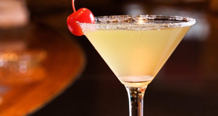 """Déjale saber a tu camarero si quieres un martini """"sucio""""."""