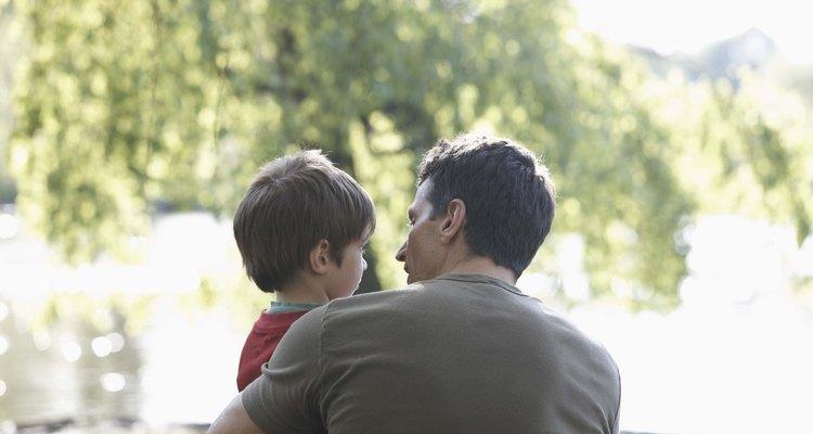 Enfócate en ayudar a tu hijo a través de este bache.
