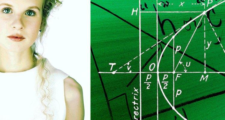 Na matemática, uma reta é um conjunto de pontos infinitos que segue infinitamente