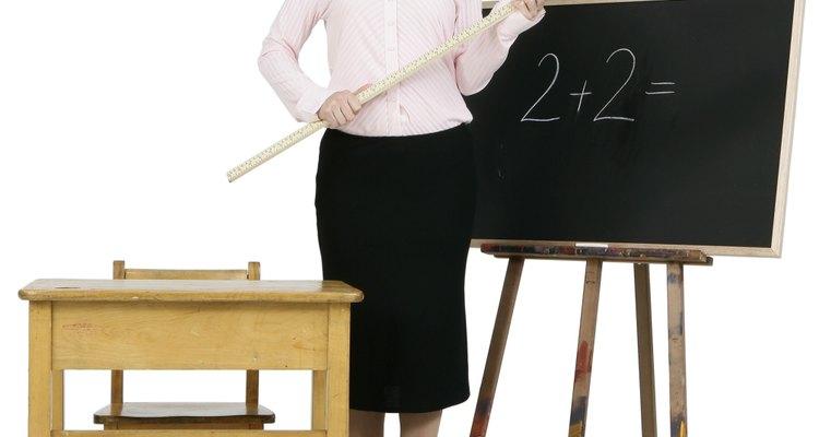 Los maestros deben vestirse profesionalmente para ganarse el respeto en la escuela.