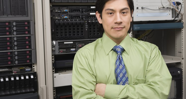 Técnico informático.