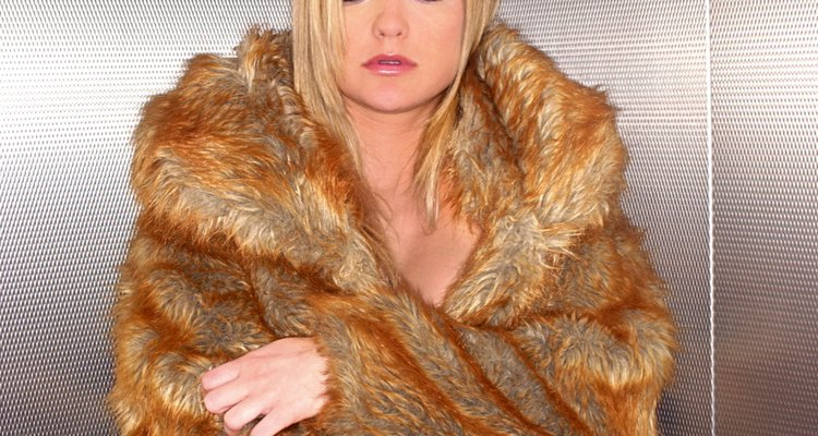 Check the price of your vintage fur coat.