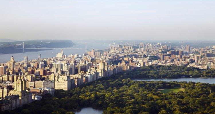 El Upper West Side se prolonga por todo un lado de Central Park.