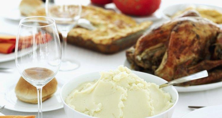Purê de batatas pode ser delicioso e sem produtos lácteos