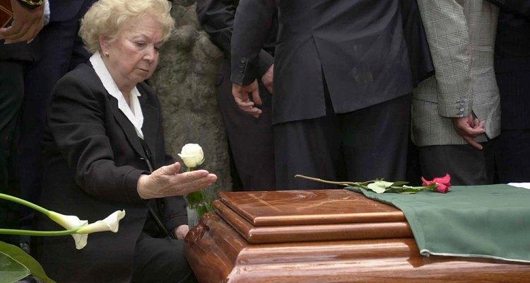 Funeral for Mexican Artist Maria Felixon