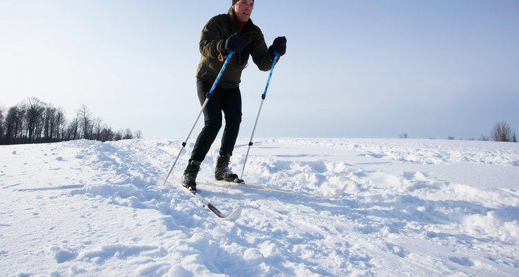 Óculos de sol polarizados nem sempre são adequados para esportes no gelo