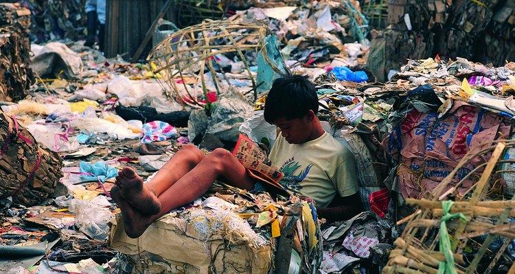 La pobreza también puede tener un impacto negativo sobre la salud.