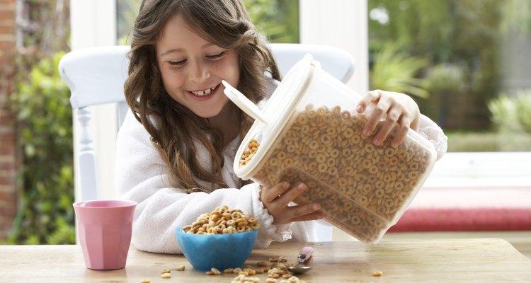 El cereal será tu mejor aliado contra cualquier niño remilgoso.
