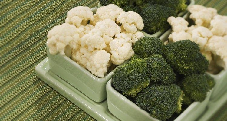 La coliflor puede convertirse en un aperitivo magnífico y saludable.