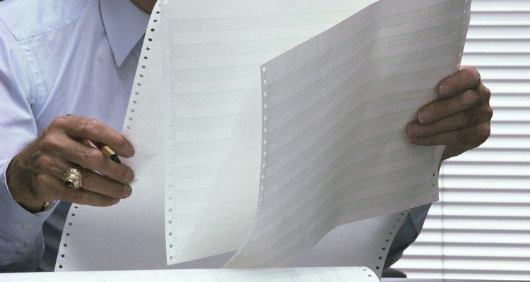 Abrir um arquivo MPP no Excel pode ser mais fácil do que imprimir todos os documentos relacionados ao projeto