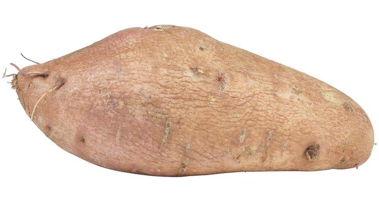 As crianças podem cultivar sua própria batata-doce
