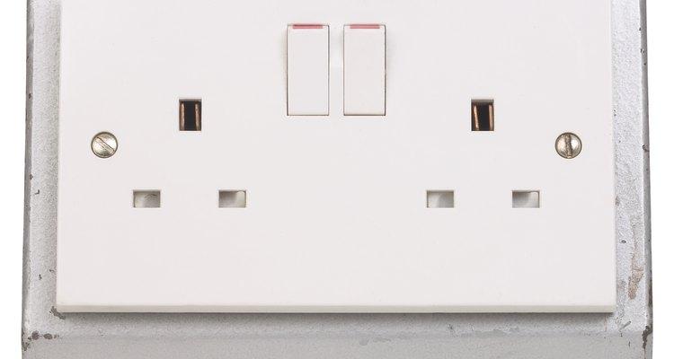 Actualmente los enchufes eléctricos cuentan con elementos de seguridad más efectivos.