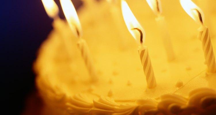 Comemore o aniversário de alguém que faz 90 anos