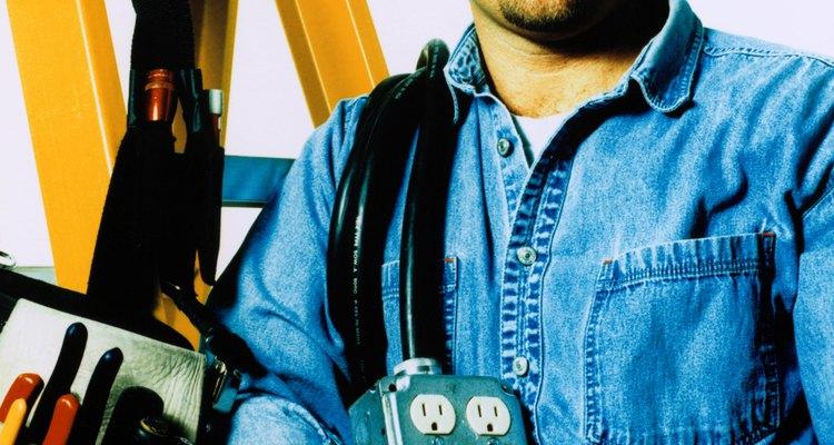 Existen distintos tipos de electricistas.